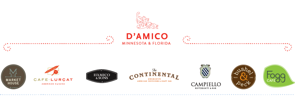 Damico Gift Card Restaurants In Minnesota And Naples Florida